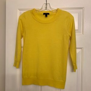 J.Crew women's crew neck sweater